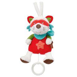 Mini-Spieluhr Waschbär