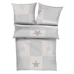 Bettwäsche große Sterne