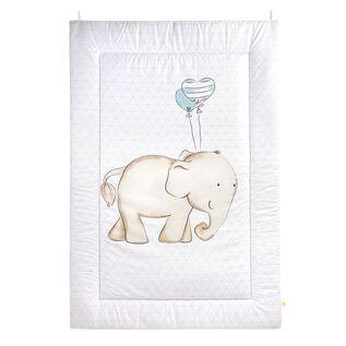 Krabbeldecke Nordic Elefant
