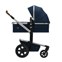Kombi-Kinderwagen Day² Earth Parrot Blue