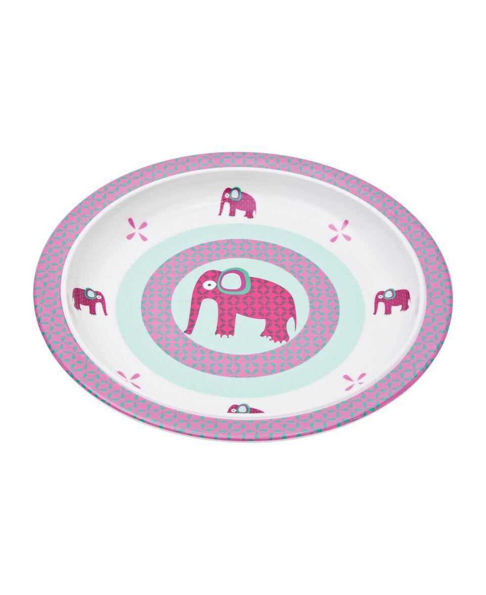 Kinderteller wildlife elephant