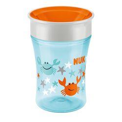 Becher Magic Cup Krabben hellblau
