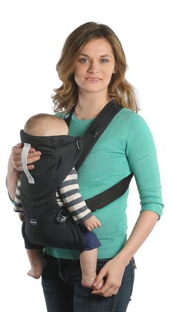 Babytrage EasyFit Black Night
