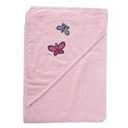 Badetuch Schmetterling 75 x 75 cm