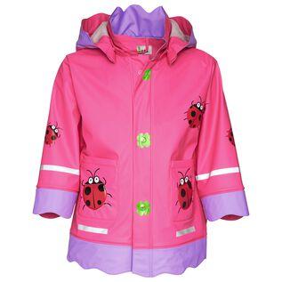 Regen-Mantel Glückskäfer