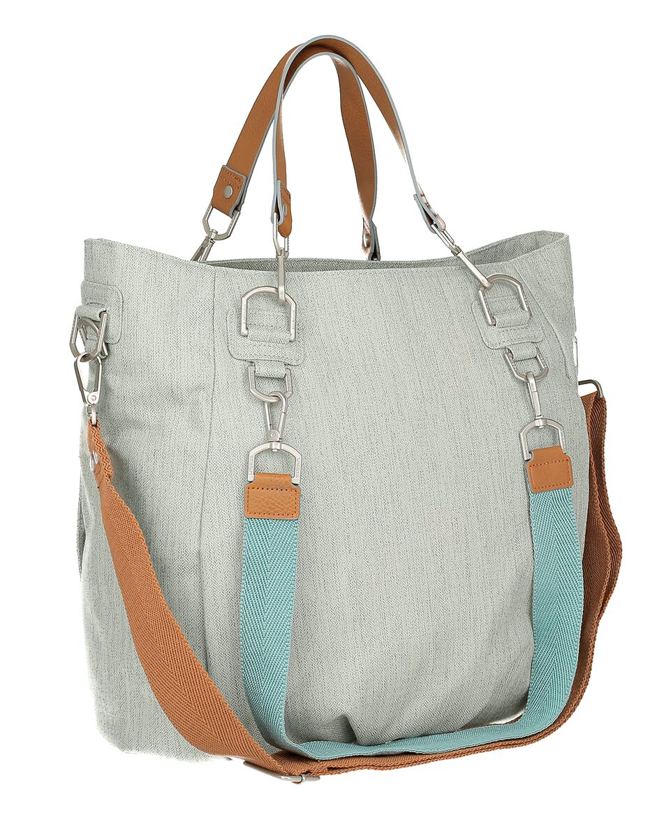 Wickeltasche Mix'n Match Bag light grey