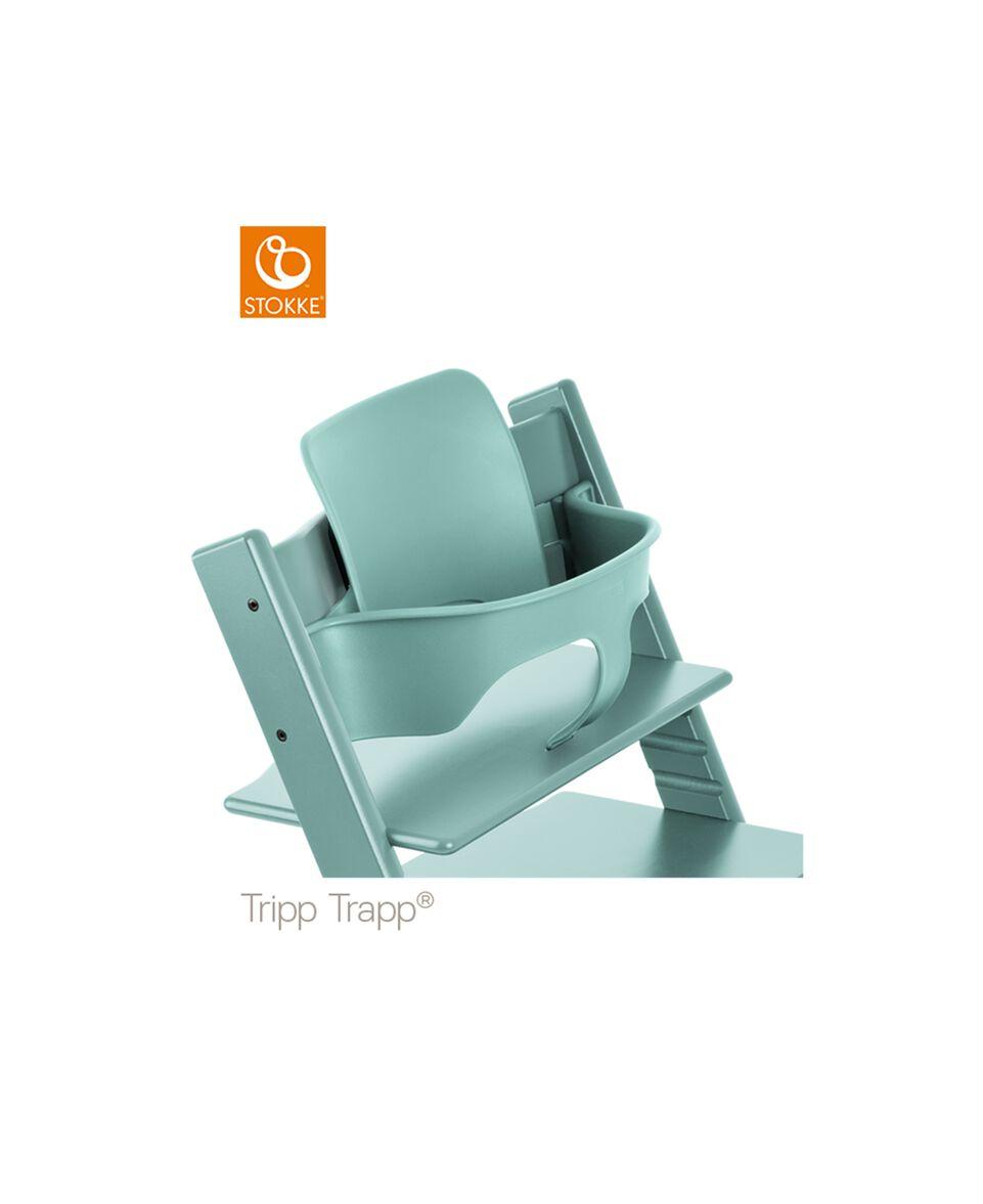 Tripp Trapp® Baby Set aqua blau