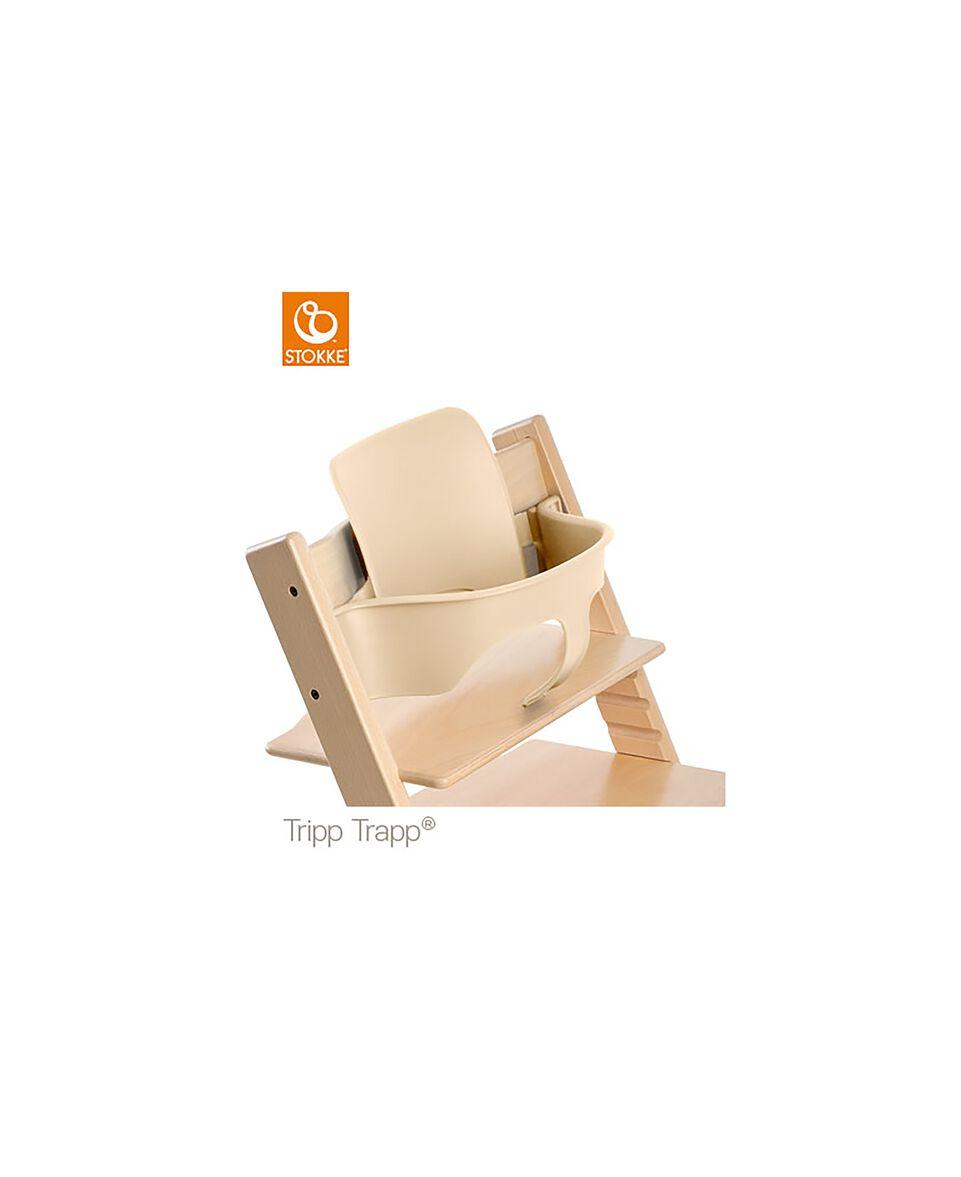 tripp trapp baby set natur. Black Bedroom Furniture Sets. Home Design Ideas