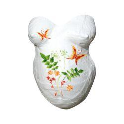 3D Gips Abdruck Babybauch