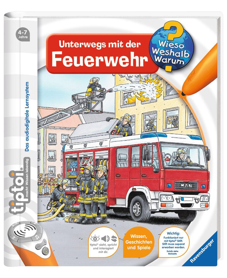 WWW Tiptoi Feuerwehr