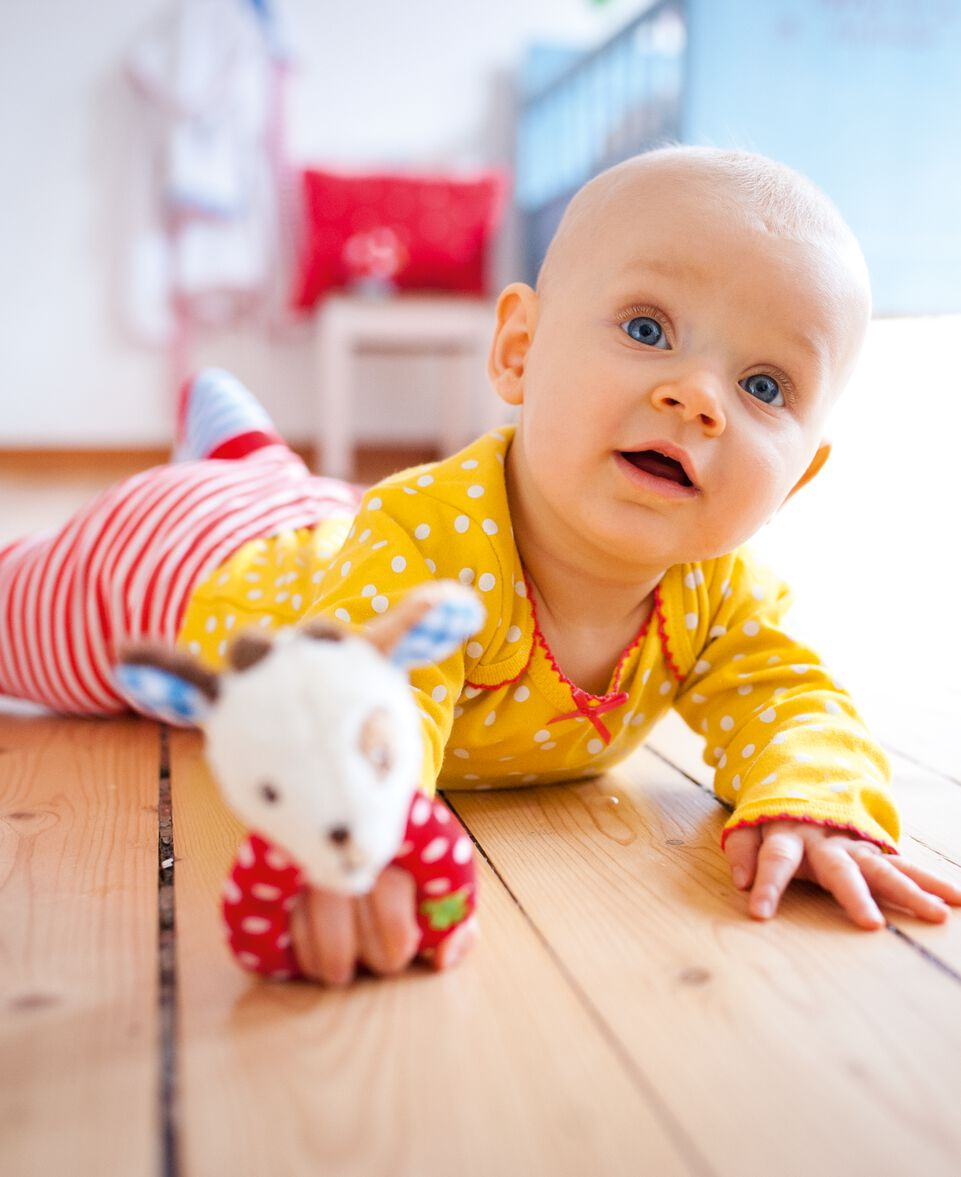 Minirassel Ziege BabyGlück
