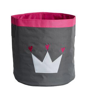Aufbewahrungskorb Krone