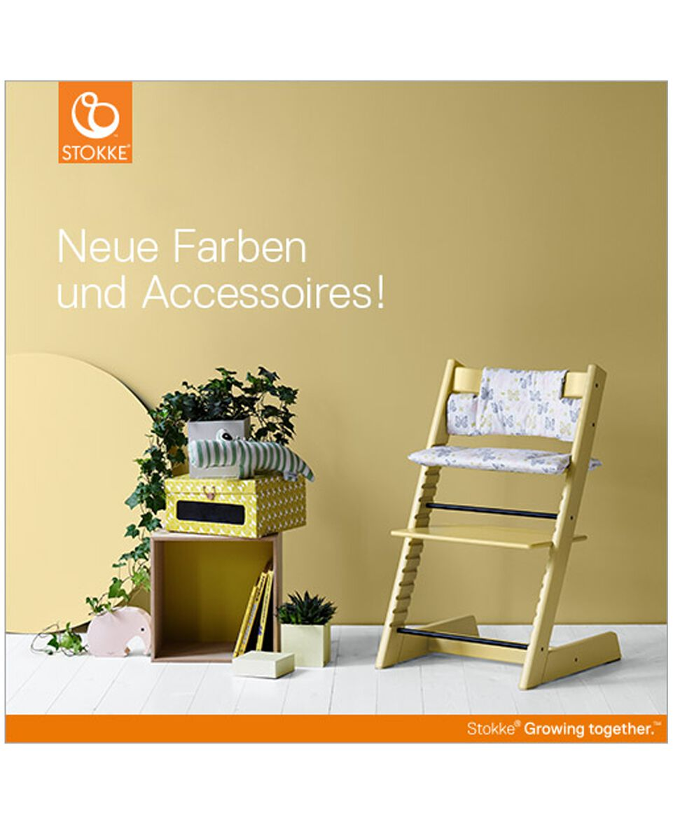hochstuhl tripp trapp wheat yellow. Black Bedroom Furniture Sets. Home Design Ideas