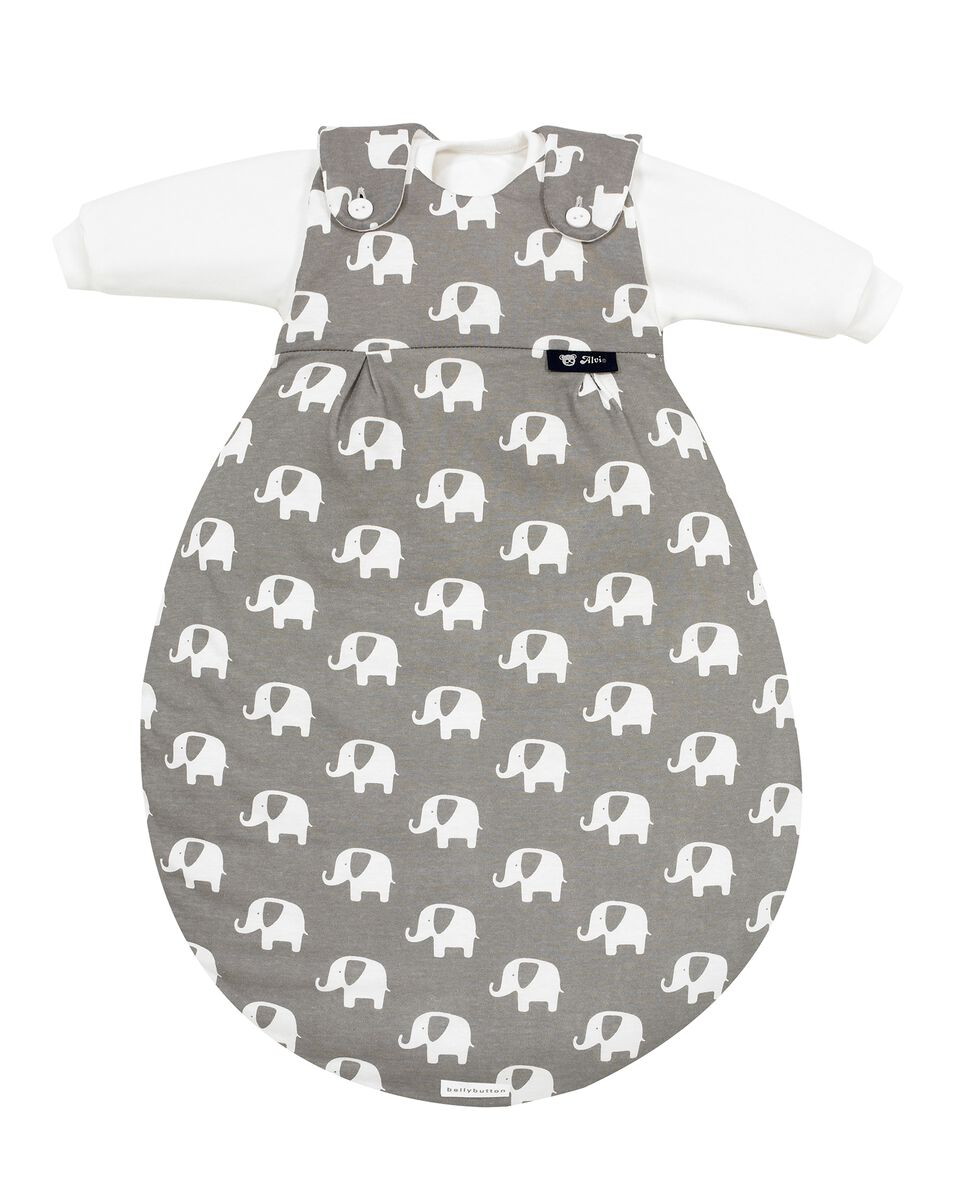 Baby Mäxchen Elephant grey Gr. 68/74