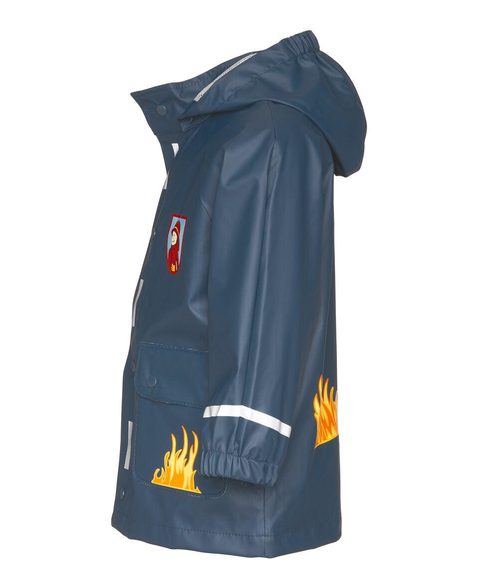 Regen-Mantel Feuerwehr
