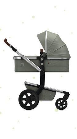 Kombi-Kinderwagen Day² Earth Elephant Grey