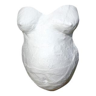 3D Gipsabdruck Babybauch