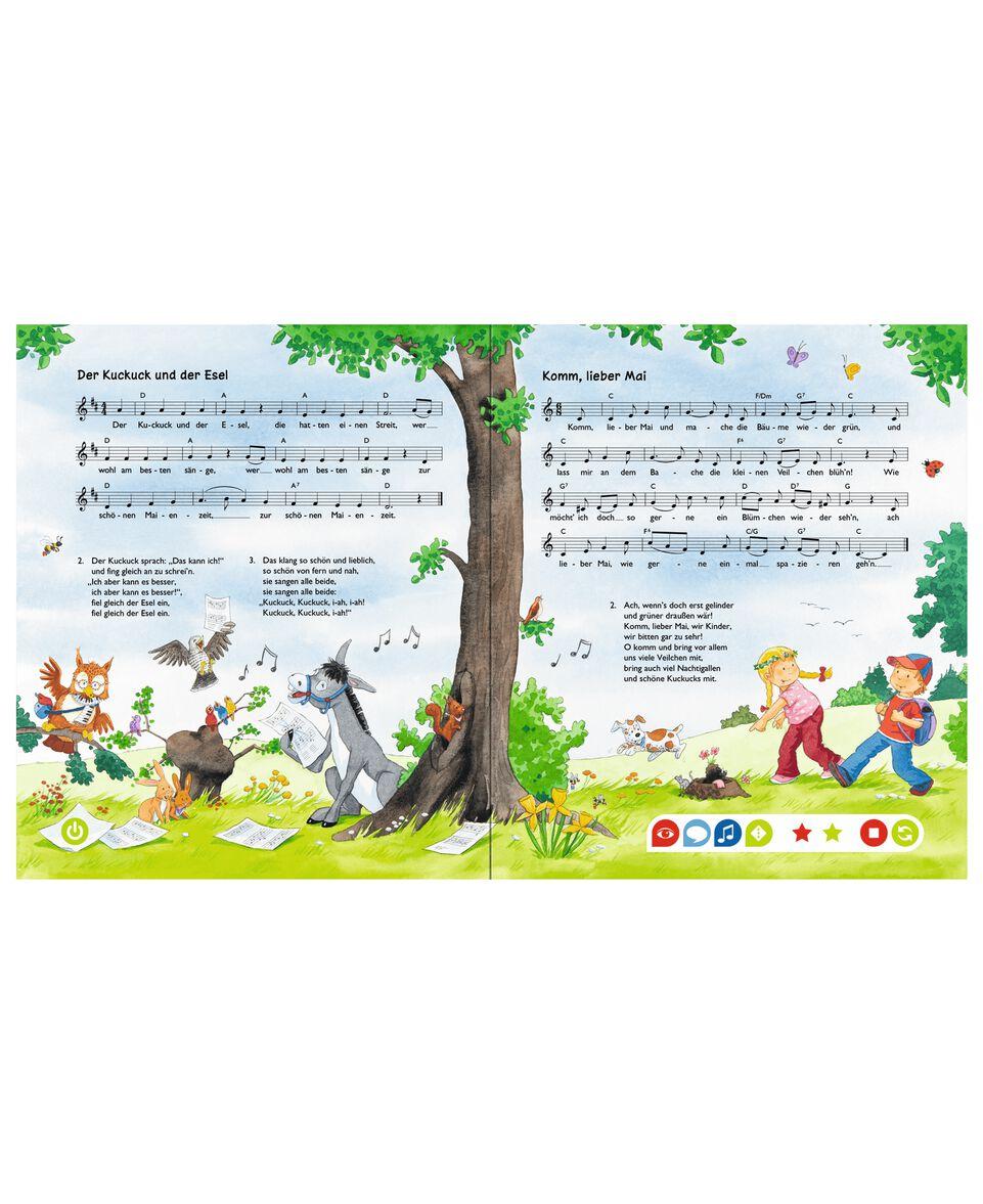 Lernspiel Meine schönsten Kinderlieder