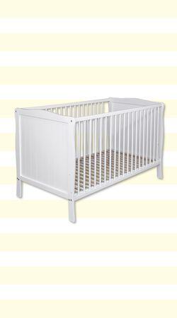 Kinderbett Mavi weiß