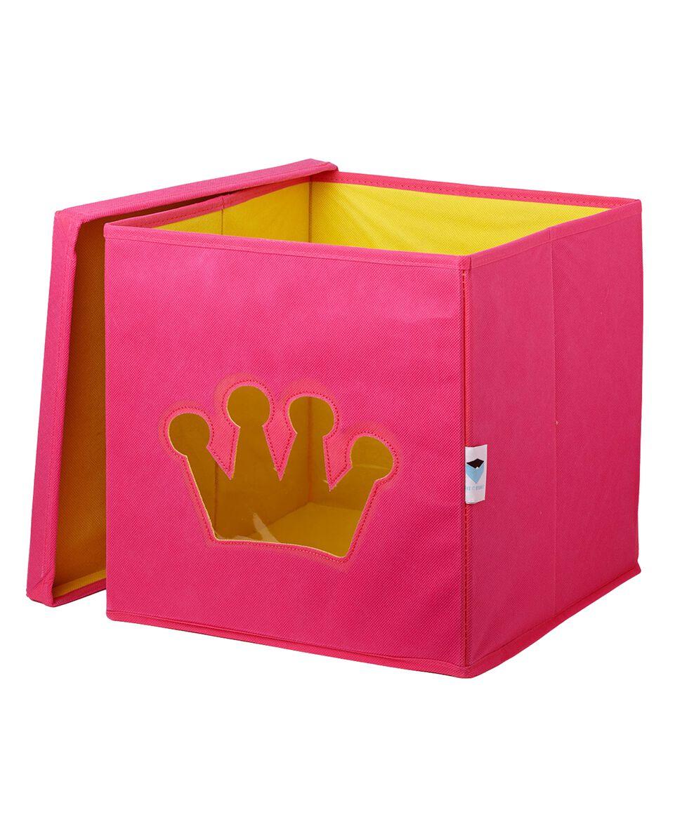 Spielzeugkiste krone