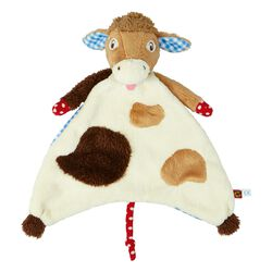 Schnuffeltuch Kuh BabyGlück