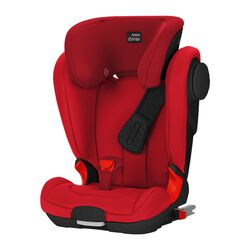 Kidfix II XP SICT Black Series Flame Red