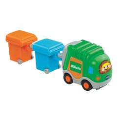 Tut Tut Baby Flitzer - Müllauto