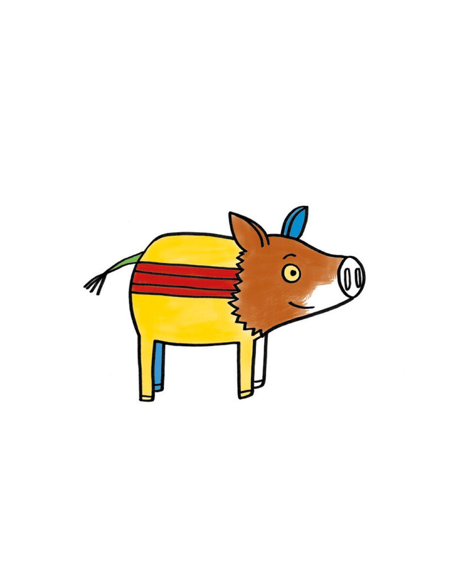 Mini Künstler Mein allererster Ausmalspaß Tiere