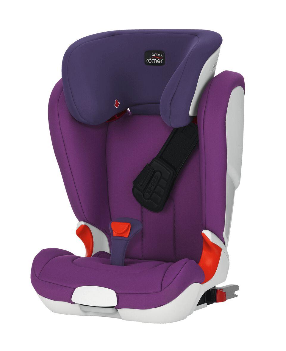 Kidfix II XP Mineral Purple