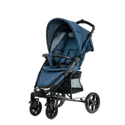 Buggy Flac City Blue Melange