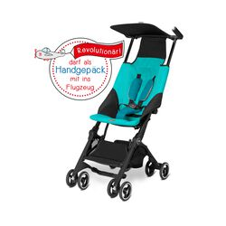 Buggy Pockit capri blue