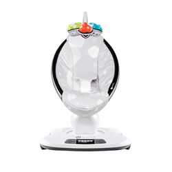 mamaRoo 3D-Babywippe Silver Plush