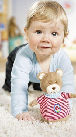 Steh-auf-Bärchen BabyGlück