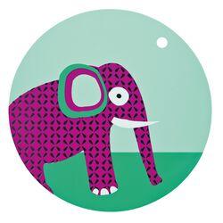 Platzset Wildlife Elephant