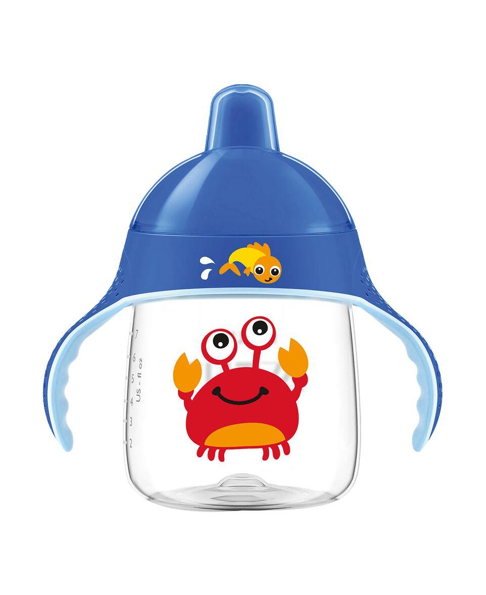 Trinkbecher Krabbe Sip no Drip