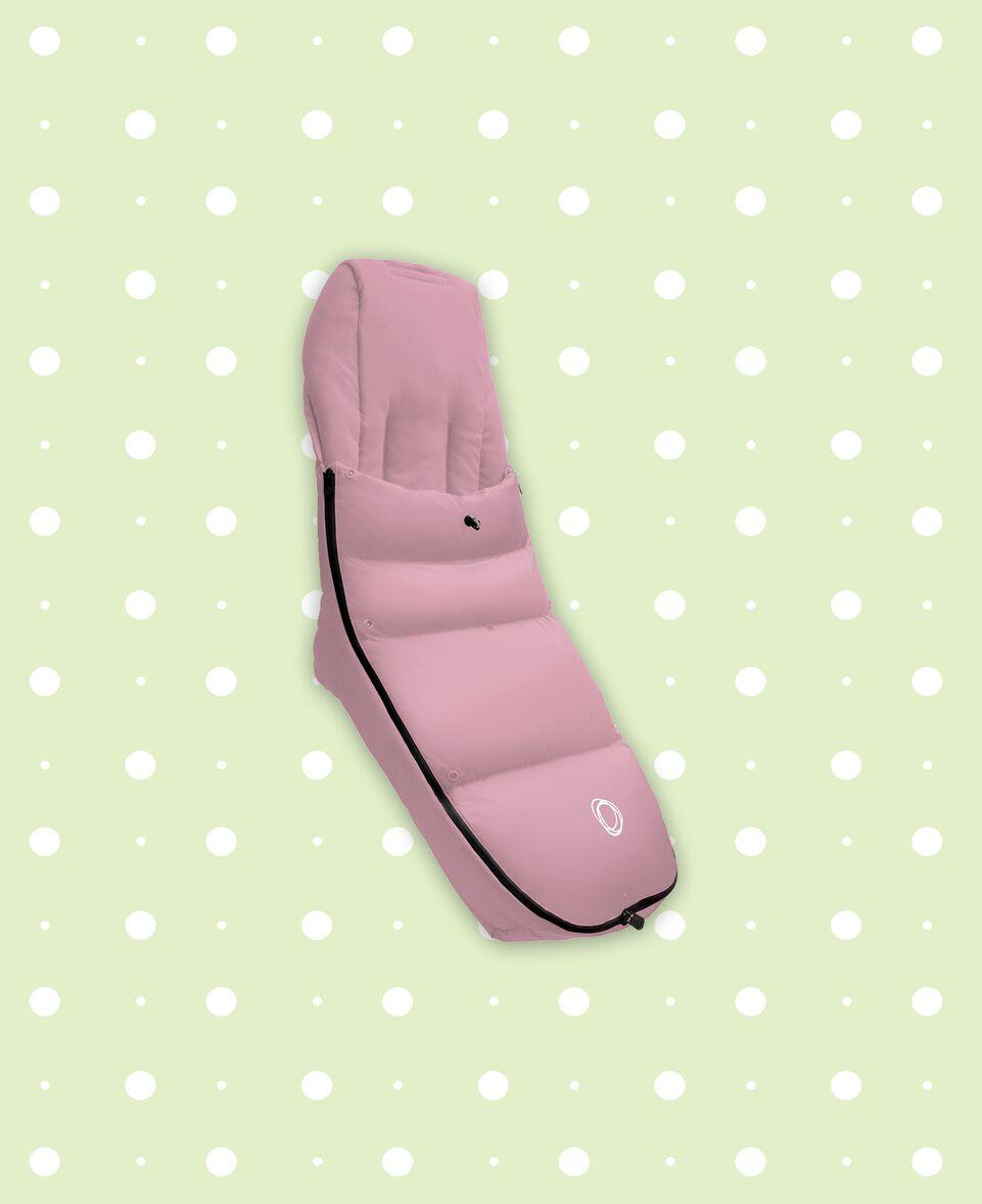 Fußsack high performance soft pink