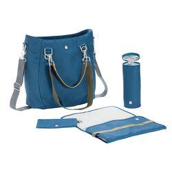Wickeltasche Mix'n Match Bag ocean blue