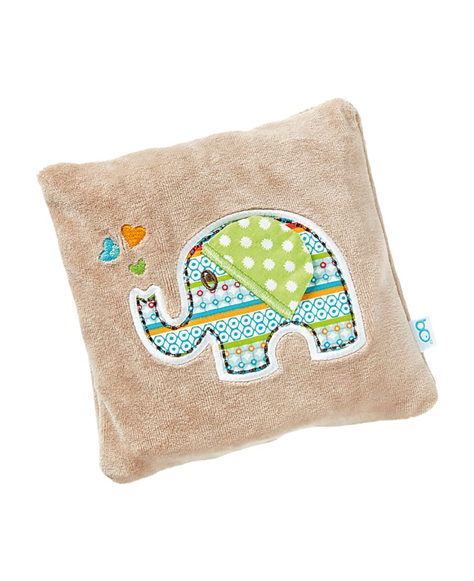 Kirschkernkissen Elefant