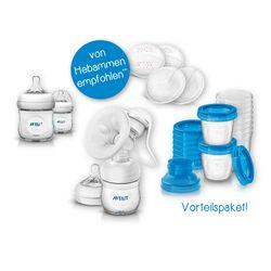 Vorteilspack Komfort Milchpumpe Natural C_AVENT16/4