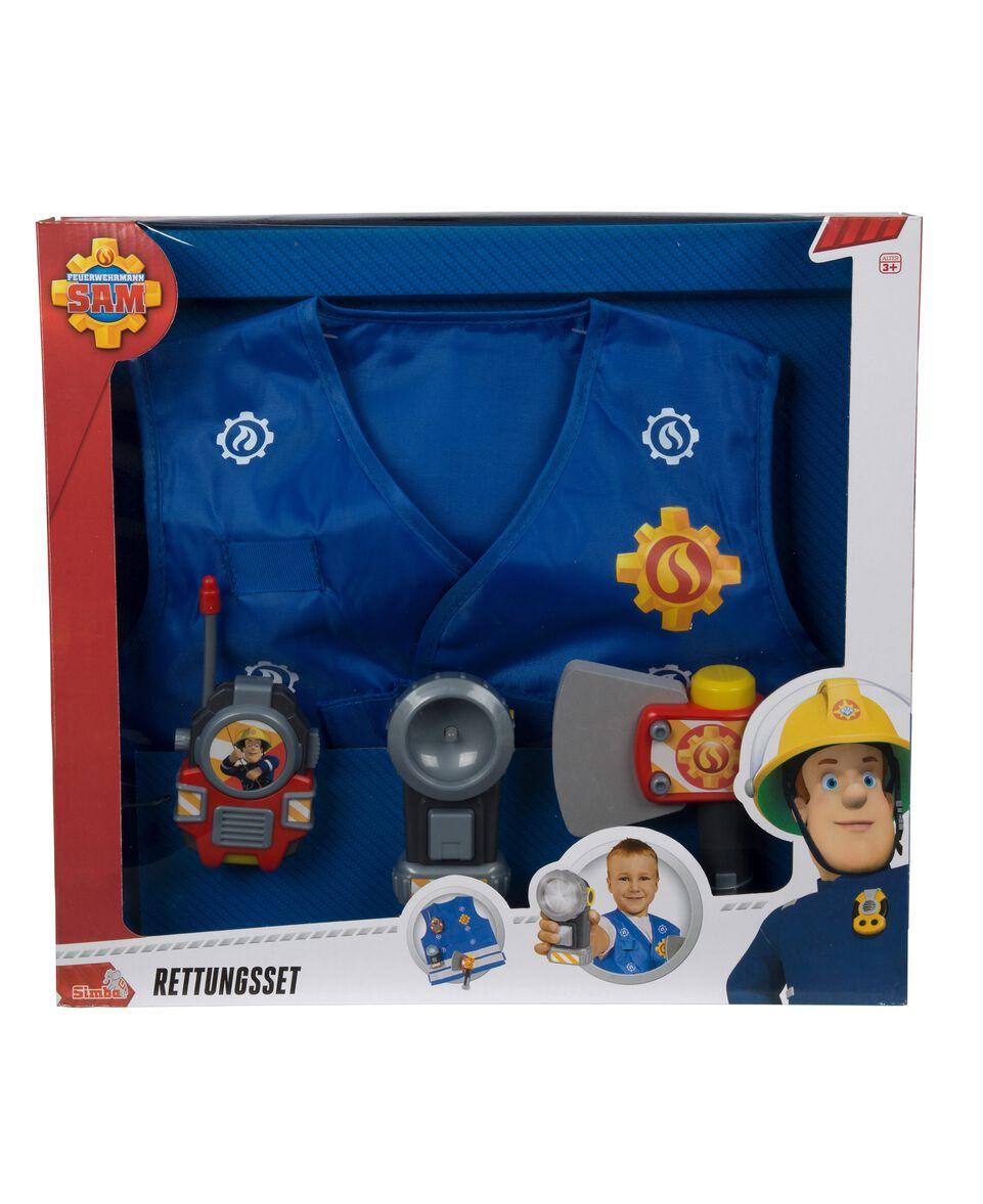 Feuerwehrmann Sam Einsatzset