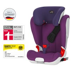 Kidfix II XP Mineral Purple