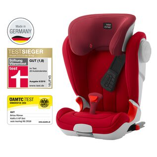 Kidfix II XP SICT Flame Red