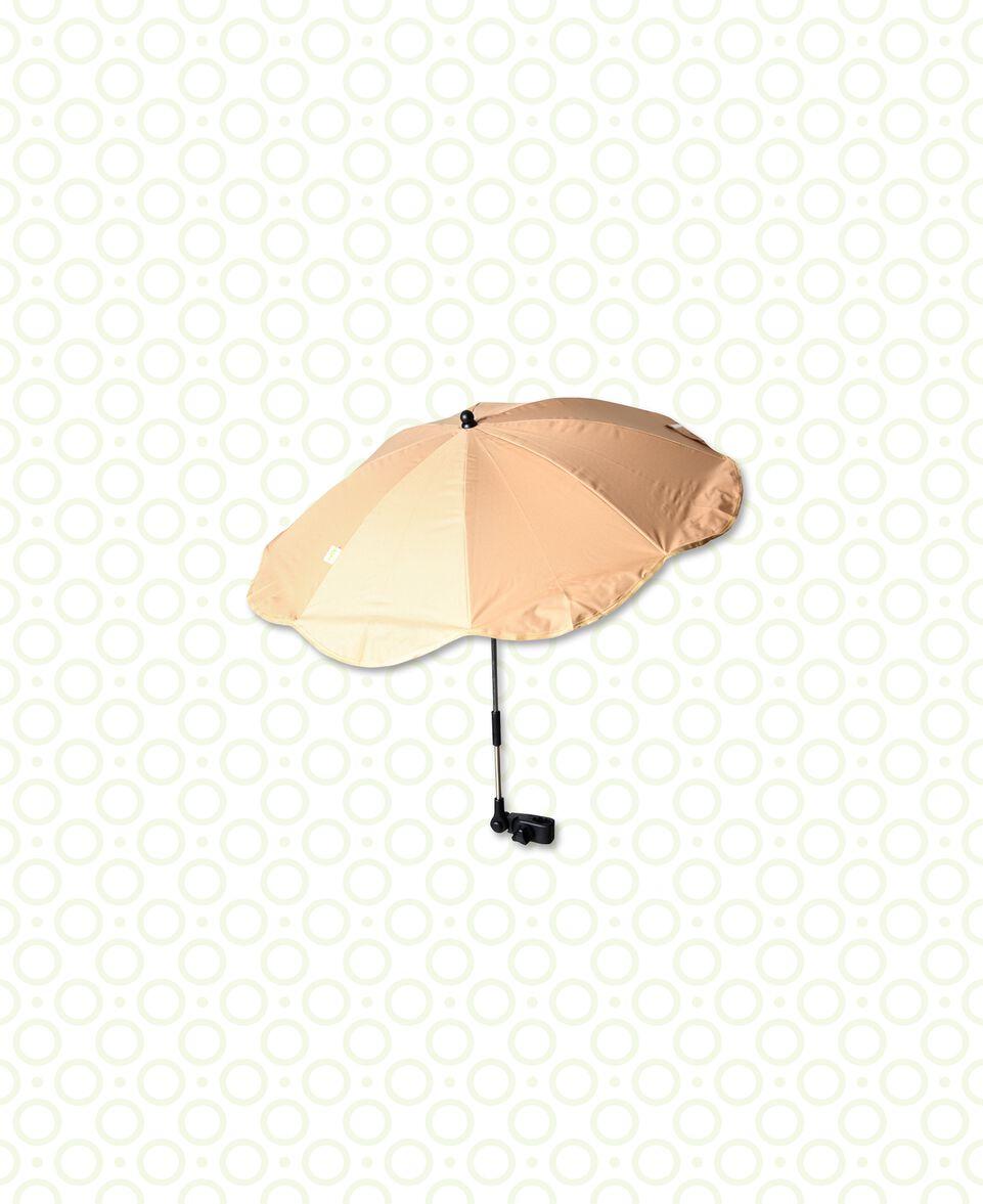 Sonnenschirm mit Erdspieß