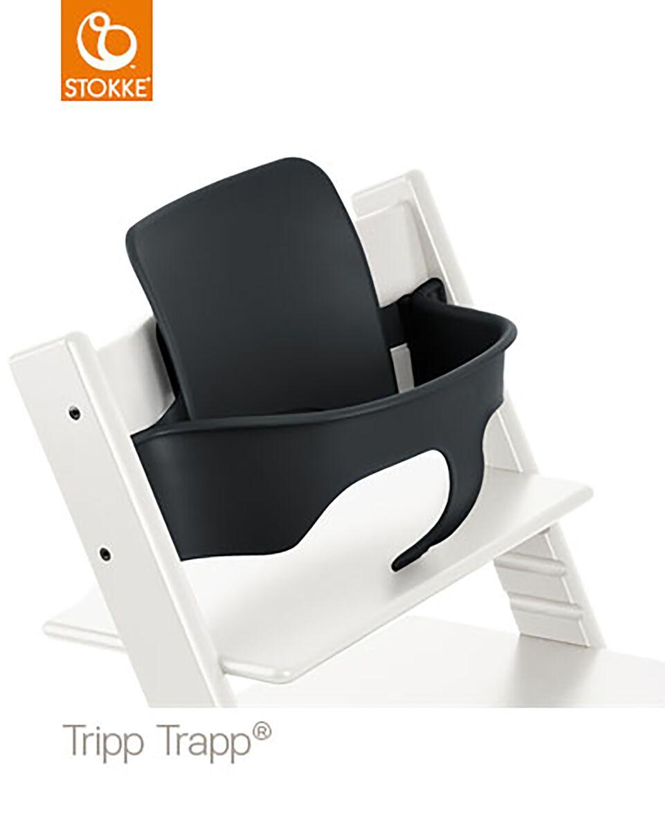 Tripp Trapp® Baby Set schwarz