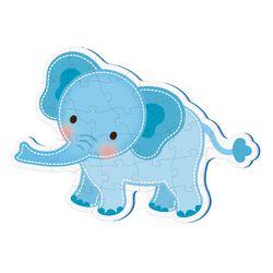 Puzzlematte Elefant