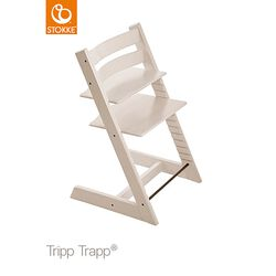 Hochstuhl Tripp Trapp® weiß transparent
