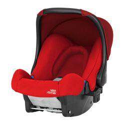 Baby-Safe Flame Red