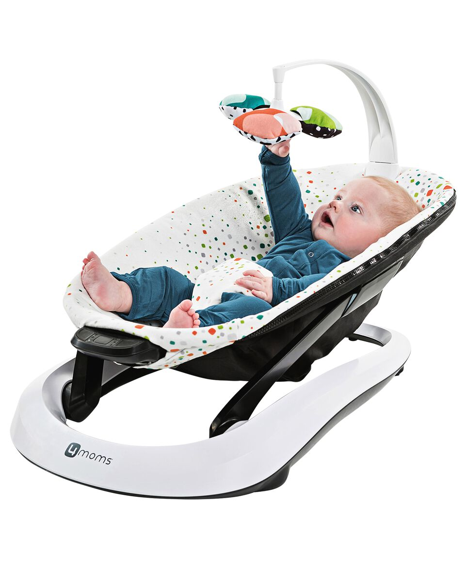 bounceRoo Babyschaukel Multi Plush