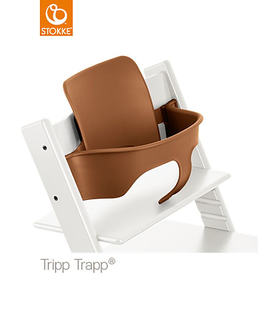 Tripp Trapp® Baby Set walnut