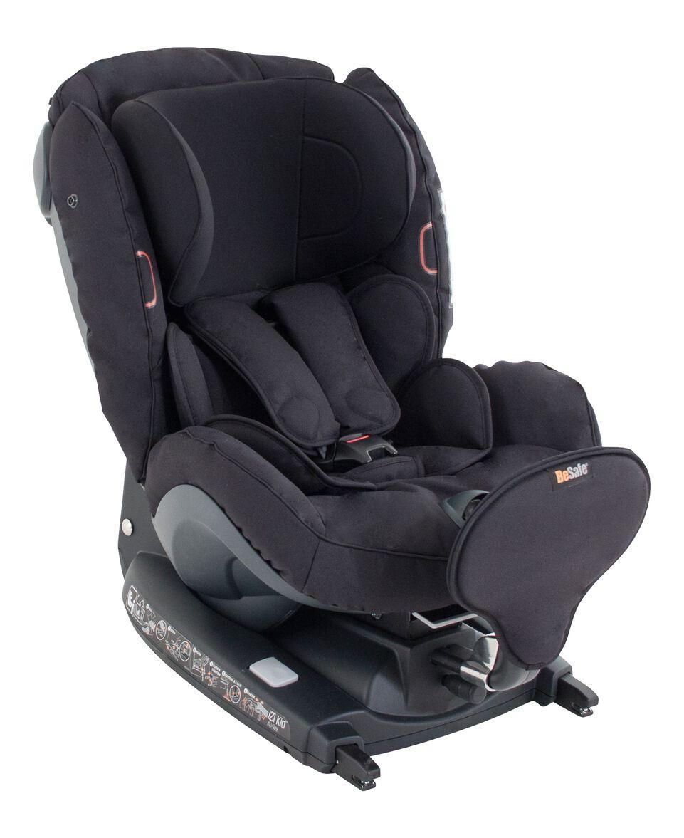 iZi Kid X2 i-Size Fresh Black Cab